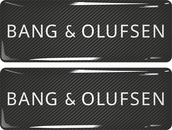 Picture of Bang & Olufsen Gel Badges