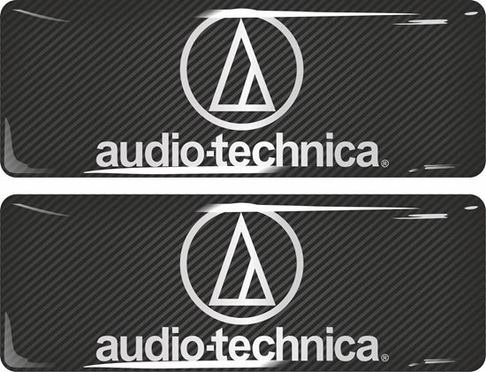 Picture of audio-technica Gel Badges