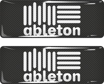 Picture of ableton Gel Badges