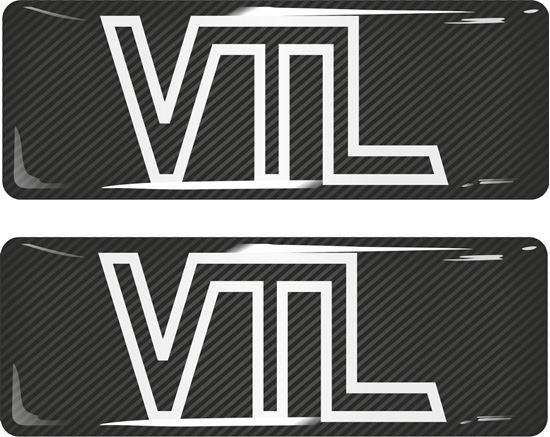 Picture of VTL Gel Badges