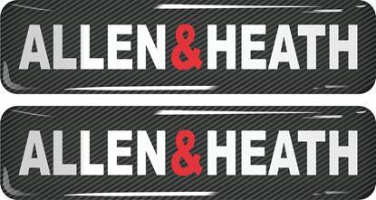 Picture of Allen & Heath Gel Badges