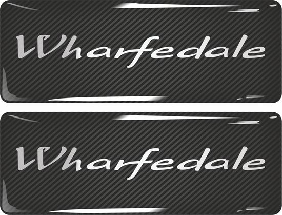 Picture of Wharfedale Gel Badges
