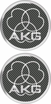 Picture of AKG Gel Badges