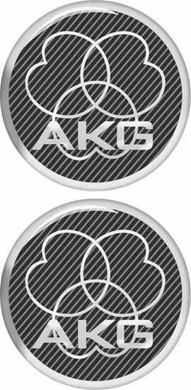 Picture of AKG Gel Badges