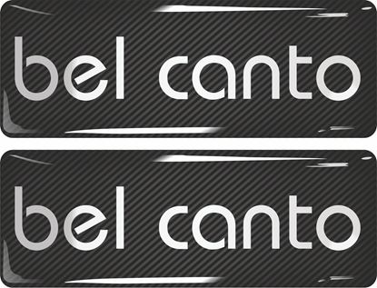 Picture of bel canto Gel Badges