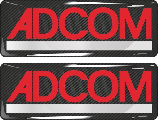 Picture of Adcom Gel Badges
