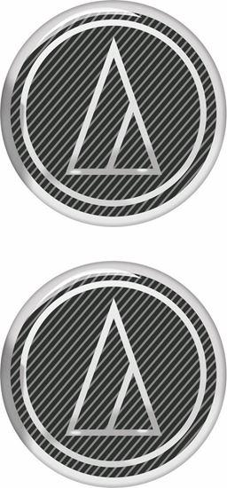 Picture of audio-technica Gel Badges