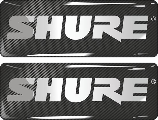 Picture of Shure Gel Badges