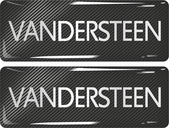 Picture of Vandersteen Gel Badges