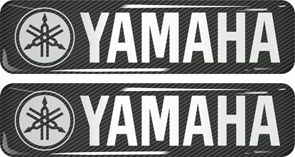 Picture of Yamaha Gel Badges