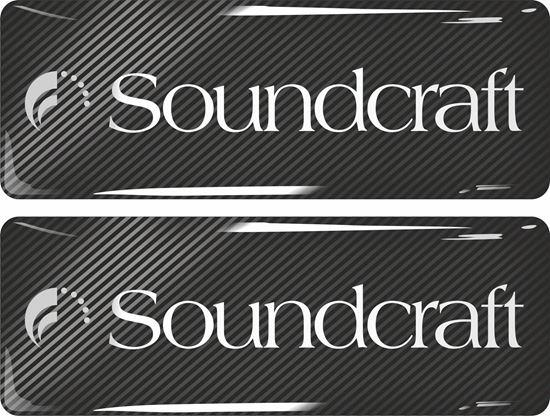 Picture of Soundcraft Gel Badges