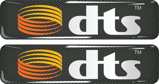 Picture of dts Gel Badges