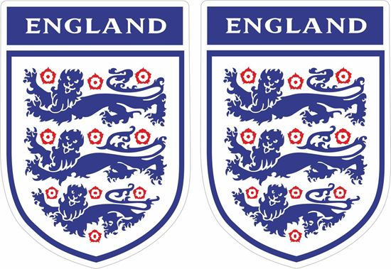 Picture of England FC Decals / Stickers
