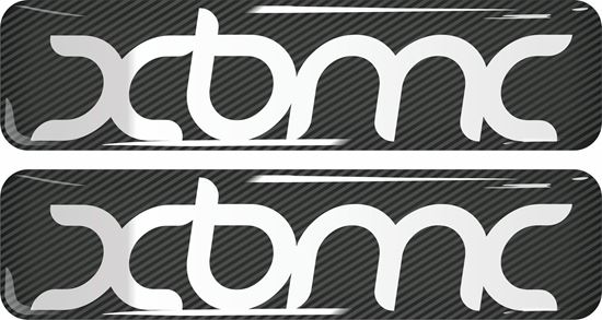 Picture of XBMC Gel Badges