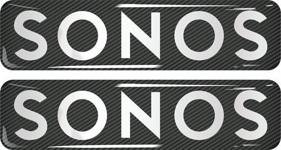 Picture of Sonos Gel Badges