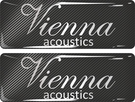 Picture of Vienna acoustics Gel Badges