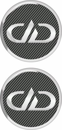 Picture of DD Audio Gel Badges