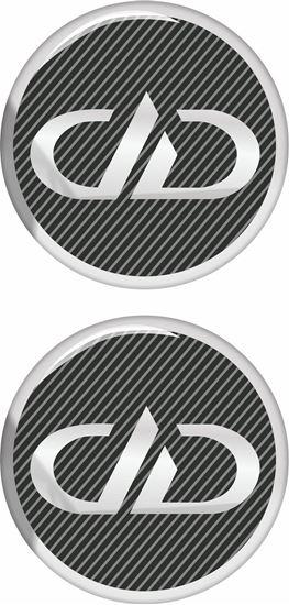 Picture of DD Audio Gel Badges