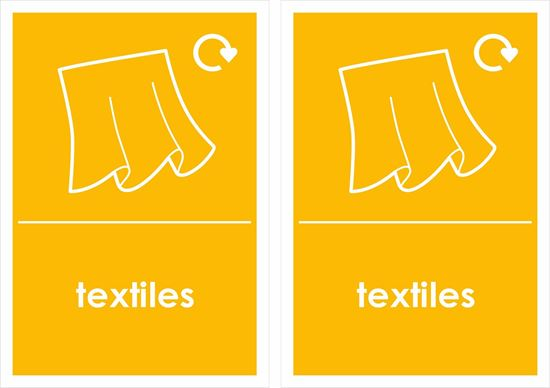 Picture of Textiles Decals / Stickers