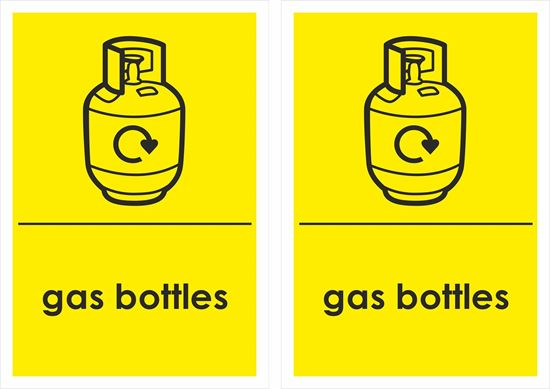 Picture of Ga Bottles Decals / Stickers