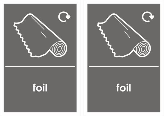 Picture of Foil Decals / Stickers
