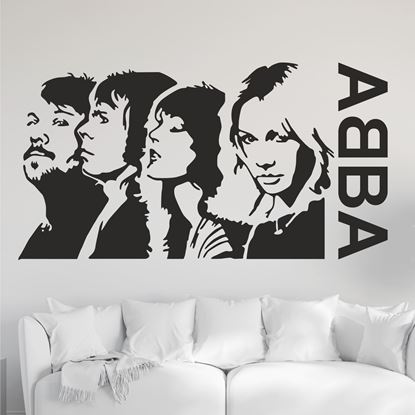 Picture of ABBA Wall Art sticker