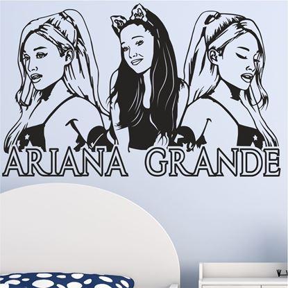 Picture of Ariana grande Wall Art sticker