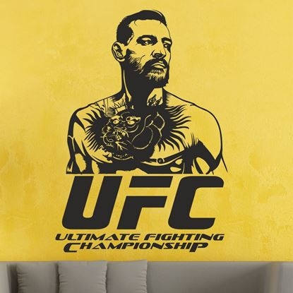 Picture of Connor McGregor Wall Art sticker