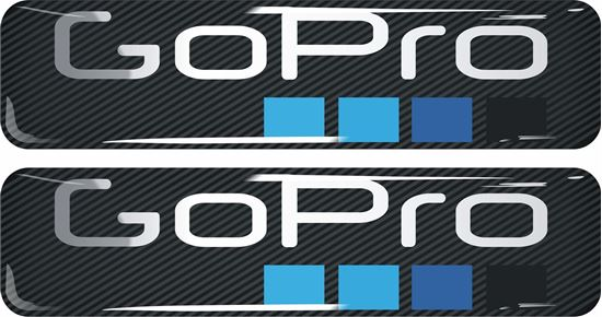 Picture of GoPro Gel Badges