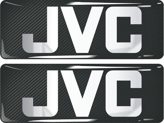 Picture of JVC Gel Badges