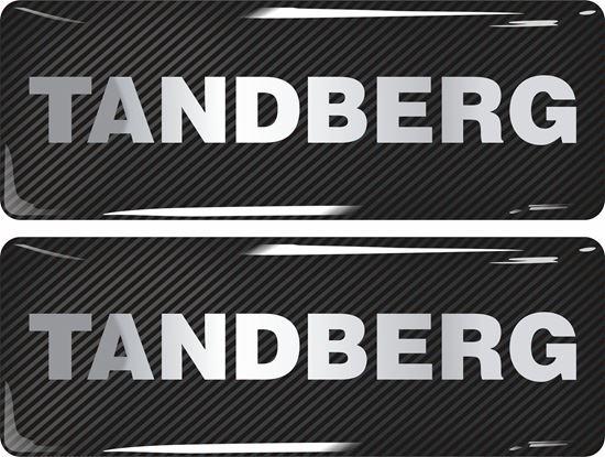 Picture of Tanberg Gel Badges