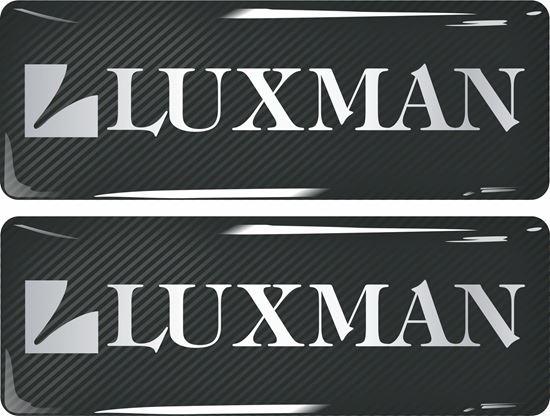 Picture of Luxman Gel Badges