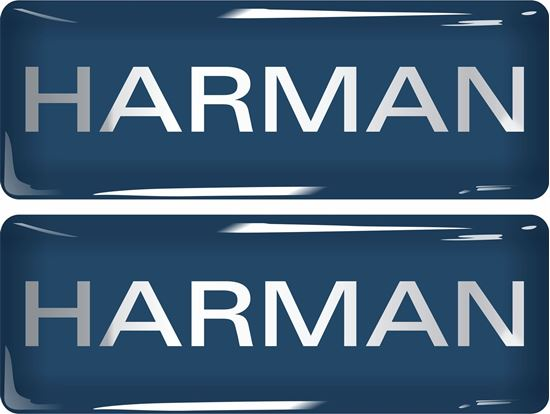 Picture of Harman Gel Badges