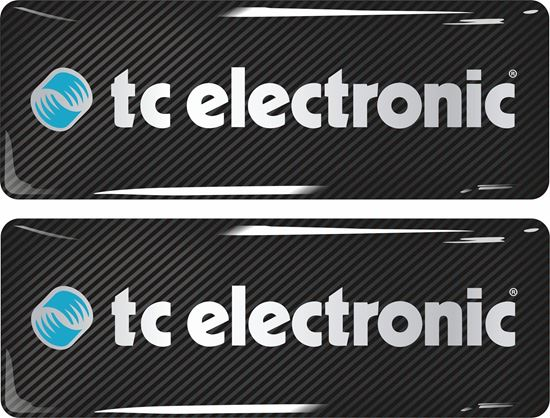 Picture of tc electronic Gel Badges