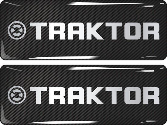 Picture of Traktor Gel Badges