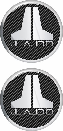Picture of JL Audio Gel Badges