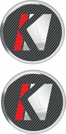 Picture of Kicker Gel Badges