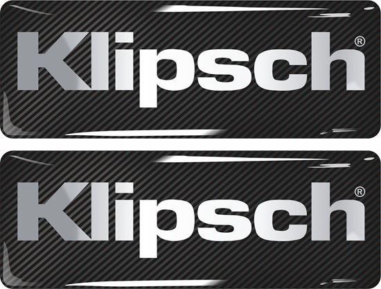 Picture of Klipsch Gel Badges