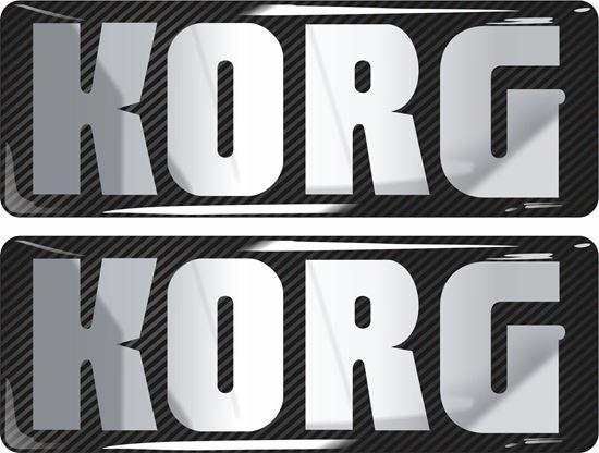 Picture of Korg Gel Badges