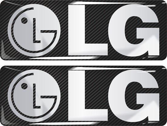 Picture of LG Gel Badges