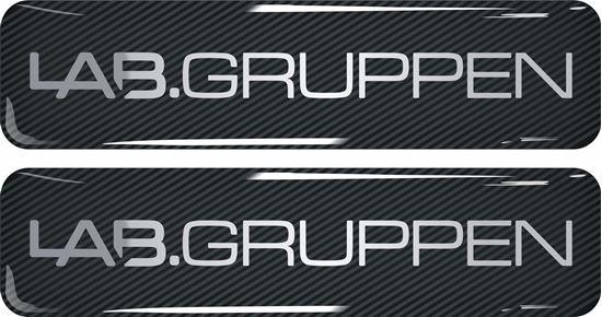 Picture of Lab Gruppen Gel Badges