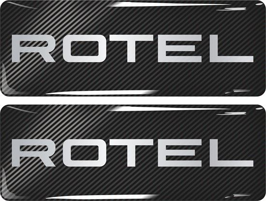 Picture of Rotel Gel Badges