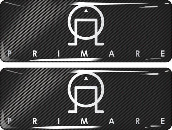 Picture of Primare Gel Badges