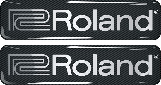 Picture of Roland Gel Badges