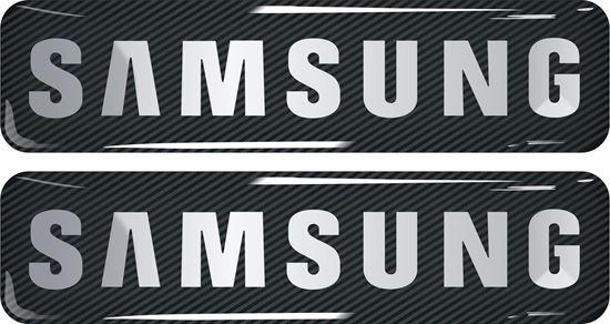 Picture of Samsung Gel Badges