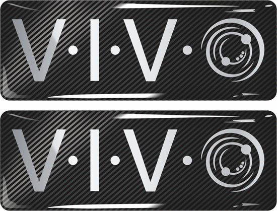Picture of V.I.V. Gel Badges