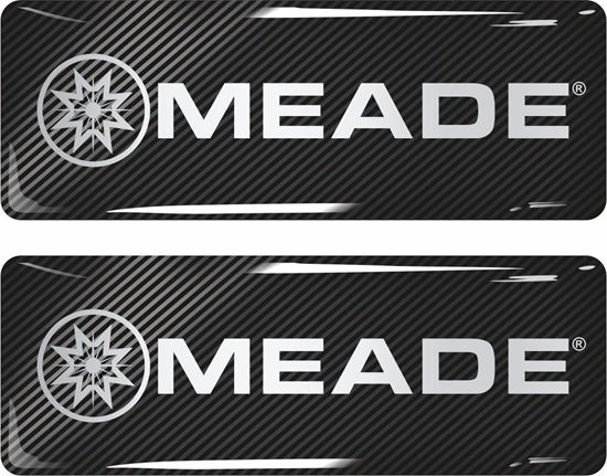 Picture of Meade Gel Badges