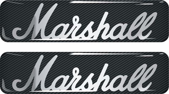 Picture of Marshall Gel Badges