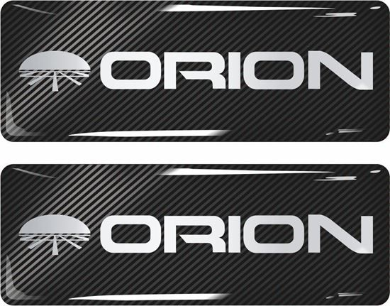 Picture of Orion Gel Badges