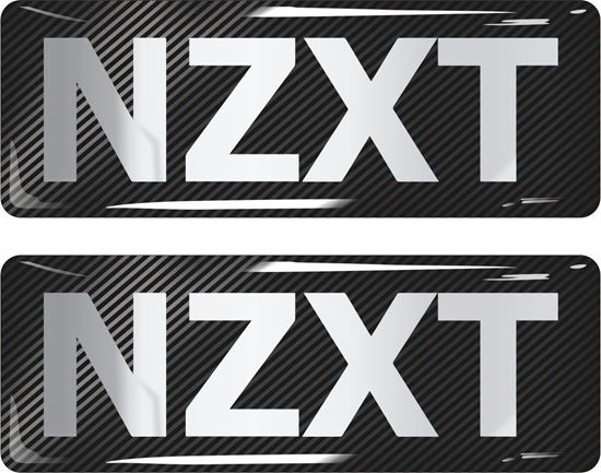 Picture of NZXT Gel Badges